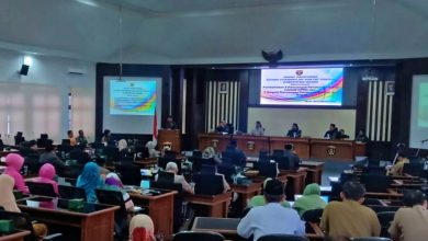 Photo of Sidang Paripurna Merupakan Kegiatan Terakhir Anggota DPRD Ngawi Periode 2014-2019