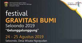 Arti Gelunggalunggung dalam Festival Gravitasi Bumi 4 di Bumi Selo Ondo