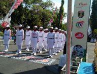 Juara Lomba Gerak Jalan Pelajar Kabupaten Ngawi Tahun 2019