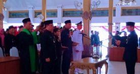 Ratusan Pejabat Kabupaten Ngawi Dimutasi