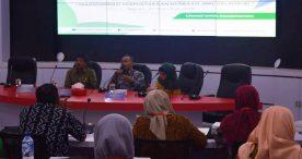 Ony Anwar : Perpustakaan Menjadi Inklusif dan Harus Bisa Memfasilitasi Kebutuhan Masyarakat