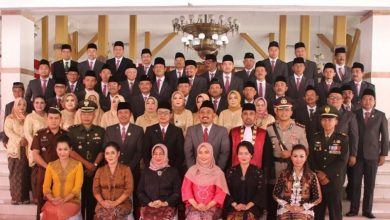 Photo of Anggota DPRD Ngawi Periode 2019-2024 Resmi Dilantik