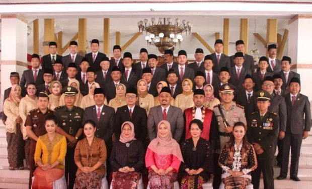 Anggota DPRD Ngawi Periode 2019-2024 Resmi Dilantik