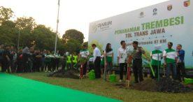 Djarum Foundation Tanam 10.000 Pohon Trembesi sebagai Komitmen Bakti Lingkungan