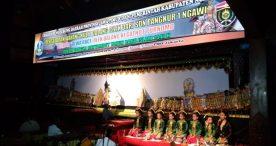 Dalang Cilik Gathot Purnomo Bawakan Lakon Dewa Ruci di Anjungan Jatim TMII