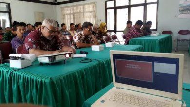 Photo of 19 Tim Desa Perwakilan Kecamatan se-Ngawi Ikuti Workshop Video Kreatif