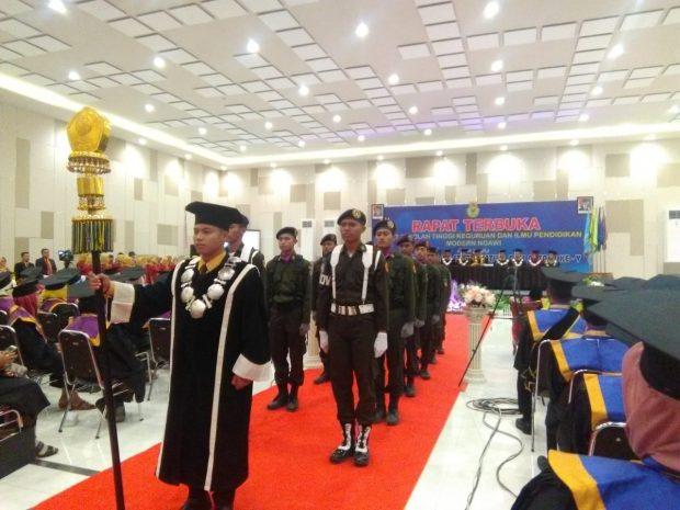 Pemerintah Kabupaten Ngawi Apresiasi Wisuda Perdana STKIP Modern Ngawi