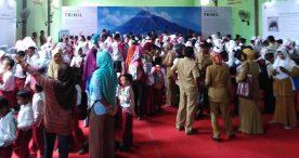 Event History of Trinil Mendapat Sambutan Antusias Warga