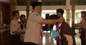Kontingen Cabang Ngawi Peserta Jamda Jatim 2019 Dilepas Secara Langsung Oleh Wakil Bupati Ngawi