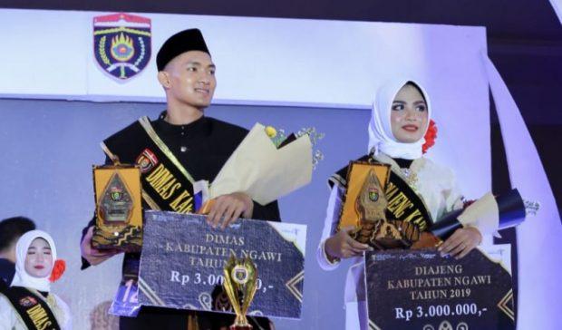 Inilah Sosok Dimas Rama, Pemenang Pemilihan Duta Wisata Dimas Diajeng Ngawi 2019