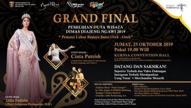 Photo of Menuju Grand Final Pemilihan Duta Wisata Dimas Diajeng Ngawi 2019
