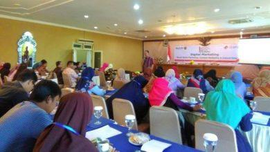 Photo of Dinas Koperasi Ngawi Berikan Pelatihan Digital Marketing Kepada Pelaku UMKM