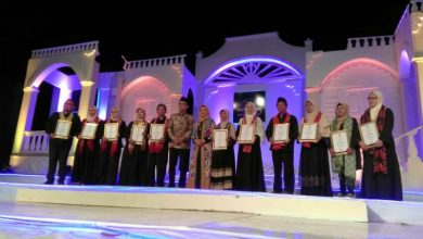 Photo of Bupati Ngawi Resmikan Asosiasi Perajin Batik Ngawi
