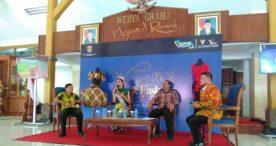 Batik Menjadi Skala Prioritas Pengembangan Sektor Ekonomi Kreatif Kabupaten Ngawi