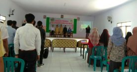 Kemenag Ngawi Adakan Seminar Pra Nikah di STITI Paron