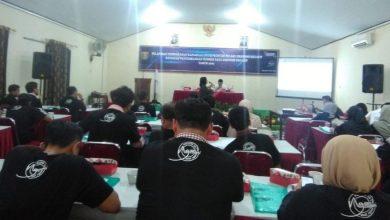 Photo of Pemateri Dorong Peserta Pelatihan Peningkatan Kapasitas Entrepeneur Ngawi Melek Teknologi