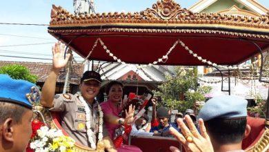 Photo of Resmi Menjabat Wadirlantas Polda Jatim, AKBP Pranatal Hutajulu Berpamitan di Polres Ngawi