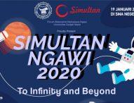 Forsmawi Gadjah Mada Ajak Pelajar Ngawi Ikuti Simultan 2020