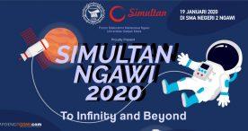Forsmawi Gadjah Mada Ajak Pelajar Ngawi Ikuti Simultan 2019