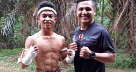 Aldento Brillian Pratama Atlet Muay Thai Ngawi Lolos Menuju PON XX Papua