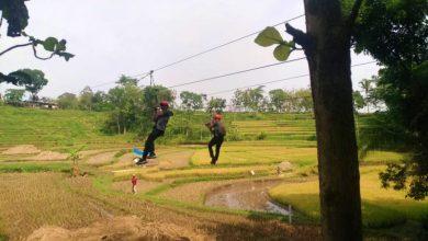 Photo of Bupati Ngawi Ajak Wisatawan Rasakan Sensasi Luar Biasa Flying Fox di Wisata Kayangan
