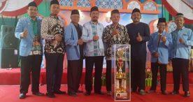 Kecamatan Geneng Menjadi Juara Umum FASI XI Tingkat Kabupaten Ngawi 2019