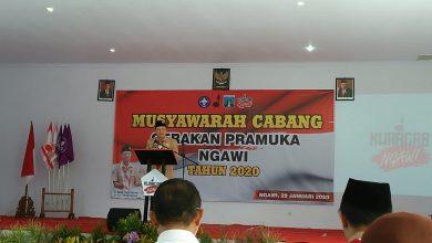 Photo of Kwartir Cabang Gerakan Pramuka Ngawi Menggelar Musyawarah Cabang 2020