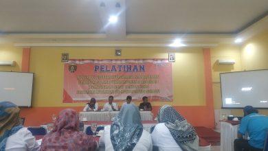 Photo of Kaur Perencanaan Desa se-Kabupaten Ngawi Ikuti Pelatihan Aplikasi E-Planning Simrenbangda Tahun 2020