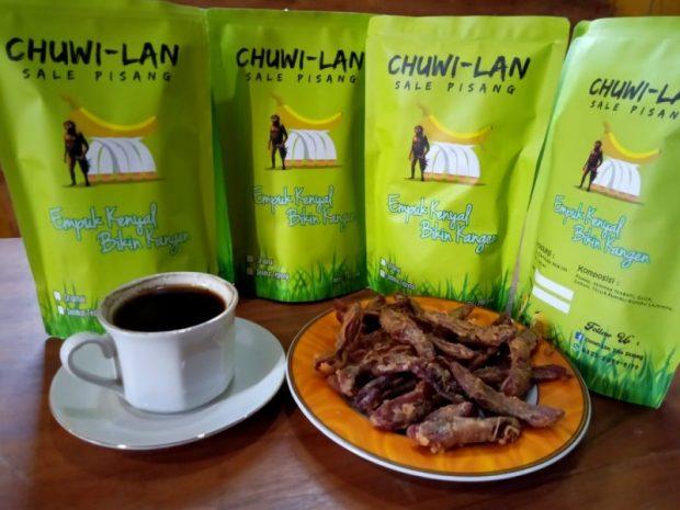 Chuwi-Lan, Sale Pisang Kartonyono Ngawi