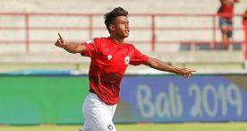 Inilah Irfan Jauhari Timnas U20 dari Kandangan Ngawi
