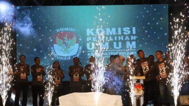 Photo of KPU Ngawi Gelar Launching Pemilihan Bupati dan Wakil Bupati 2020
