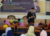 Pendidikan Integral Hidayatullah Ngawi Gelar Seminar Parenting dengan Tema Membangun Imunitas Anak Terhadap Efek Negatif Gadget