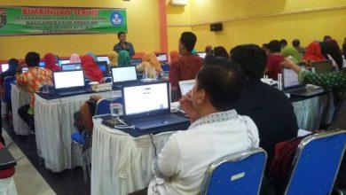 Photo of Operator SD se-Kabupaten Ngawi Ikuti Bimtek Persiapan Pelaksanaan Ujian SD Tahun 2020