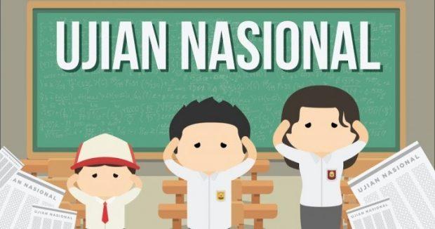 Ujian Nasional 2020 Ditiadakan