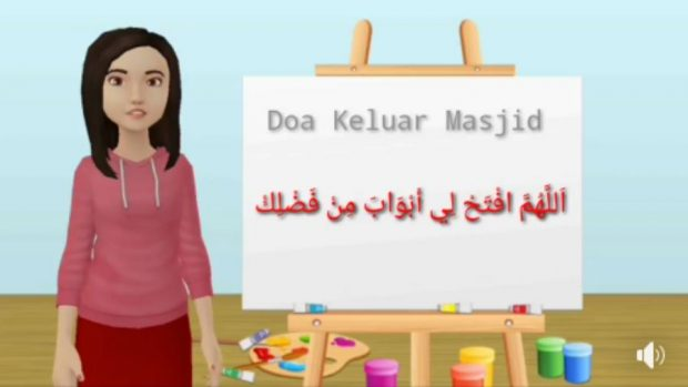 Siswa TKIT Harum Ngawi Diberi Tugas Hafalan Melalui Video Animasi