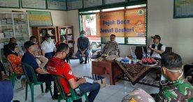 Bupati Ngawi dan Jajaran Forkopimda Pantau Pos-Pos Pencegahan COVID-19
