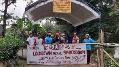 Photo of Desa Kauman Batasi Akses Masuk Wilayah Sampai Batas Waktu yang Belum Ditentukan