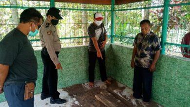 Photo of Keterlaluan, Makam Tokoh Pendiri Ngawi Dirusak Tangan Jahil