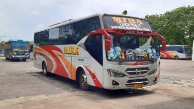 Photo of Bus Eka Mira Berhenti Beroperasi Mulai 28 April 2020 Ikuti Aturan PSBB