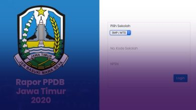 Photo of Inilah Jadwal PPDB Jatim Tahun 2020 Jenjang SMA dan SMK