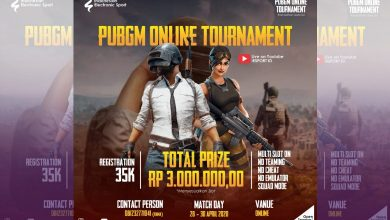 Photo of Ikuti PUBGM Online Tournament  Sambil Berdonasi Peduli Dampak COVID-19