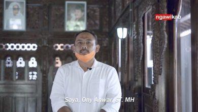 Photo of Awal Ramadan, Ony Anwar Mengajak Seluruh Masyarakat Ngawi Berdoa agar Pandemi COVID-19 Segera Berlalu