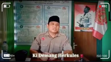 Photo of Kades Grudo : Jangan Gara-Gara Corona Kita Sak Karepe Dewe