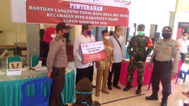 Photo of BLT Dana Desa Kecamatan Pitu Disalurkan kepada 246 Keluarga Penerima Manfaat