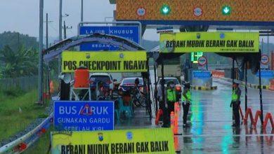 Photo of 932 Kendaraan Gagal Balik ke Perantauan karena Dipaksa Putar Balik di Ngawi, Ini Rinciannya