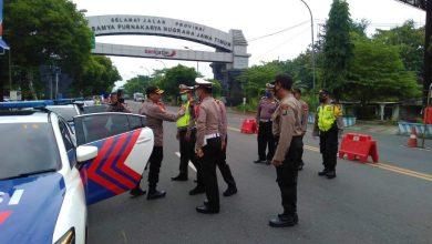 Photo of Wakorlantas Polri Kunjungi Pos Terpadu Ops Ketupat 2020 di Mantingan, Begini Pesannya kepada Petugas