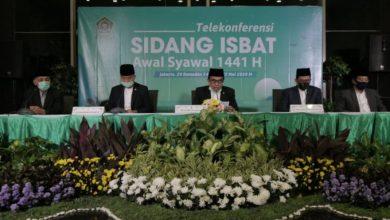 Photo of Pemerintah Tetapkan 1 Syawal 1441 H Jatuh pada Hari Minggu 24 Mei 2020