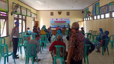Photo of BLT Dana Desa Tahap 2 Kecamatan Karangjati Dibagikan kepada 469 Keluarga Penerima Manfaat