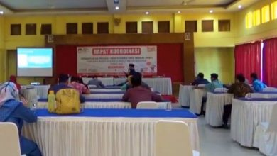 Photo of KPU Ngawi Selenggarakan Rakor Pembentukan Petugas Pemutahiran Data Pemilih Pilkada 2020