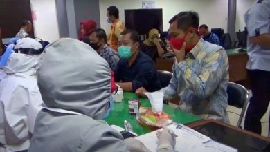 Photo of Hasil Rapid Test Seluruh Anggota Dewan Non-Reaktif,  DPRD Ngawi Siap Sambut New Normal